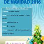 Escuela de Navidad