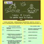 VI JORNADAS DE CONVIVENCIA DE LA COMUNIDAD EDUCATIVA 2019